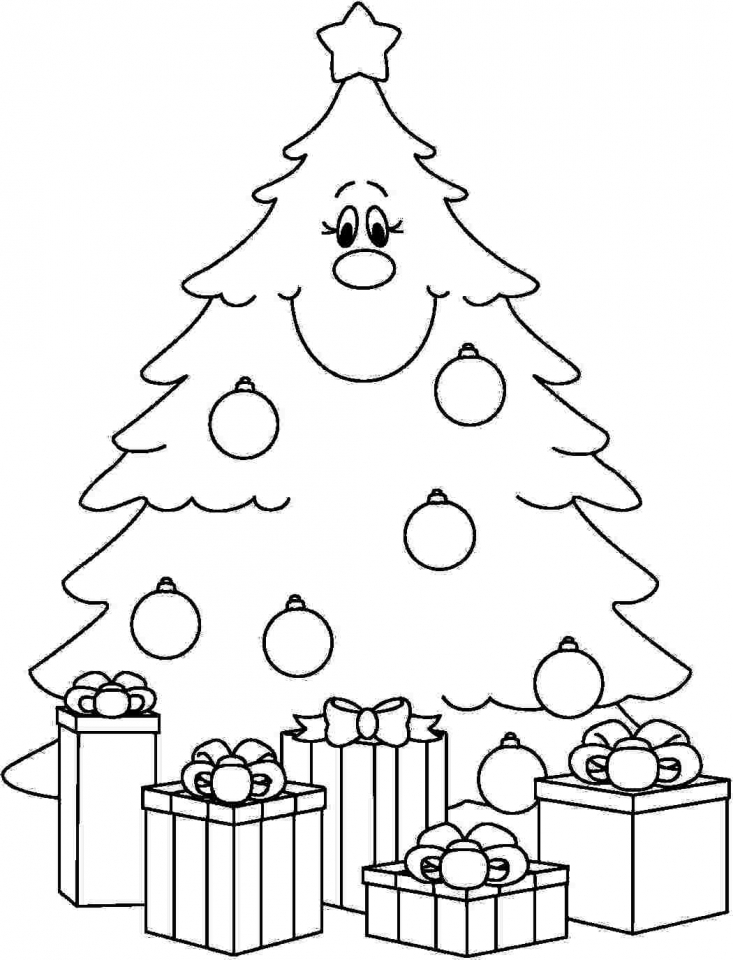 xmas tree colouring pages tim van de vall comics printables for kids pages tree xmas colouring