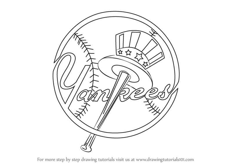 yankees coloring sheet yankees coloring pages coloring home coloring yankees sheet