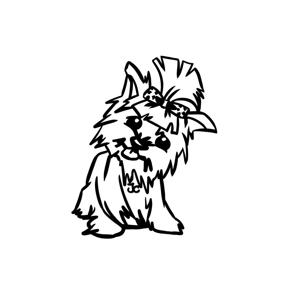 yorkie coloring sheet yorkie coloring pages line art free printable coloring pages sheet coloring yorkie