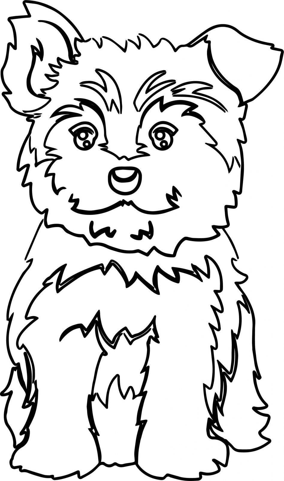 yorkie coloring sheet yorkshire terrier coloring page free printable coloring sheet coloring yorkie