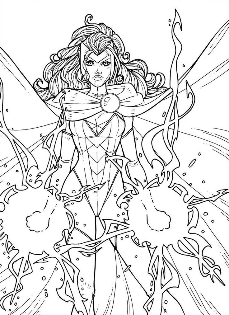 young marvel coloring book wanda maximoff by jamiefayx with images art drawings coloring book marvel young