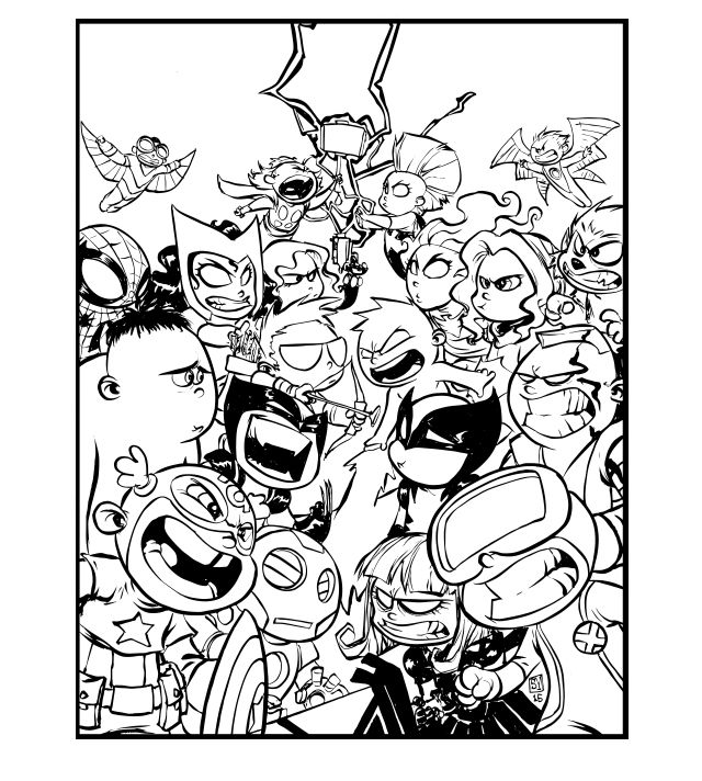 young marvel coloring pages pin by bigriver on comic cool cartoon drawings marvel coloring young pages marvel