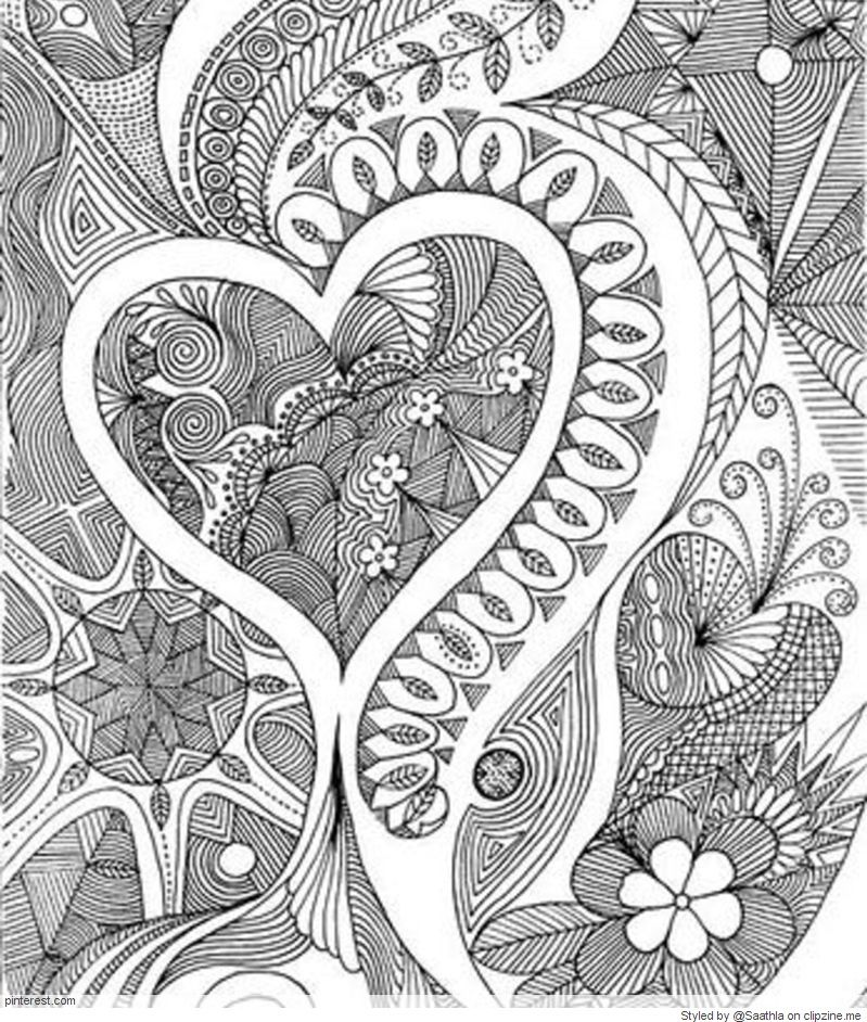 zendoodle printables pin on coloring 6 zendoodle printables