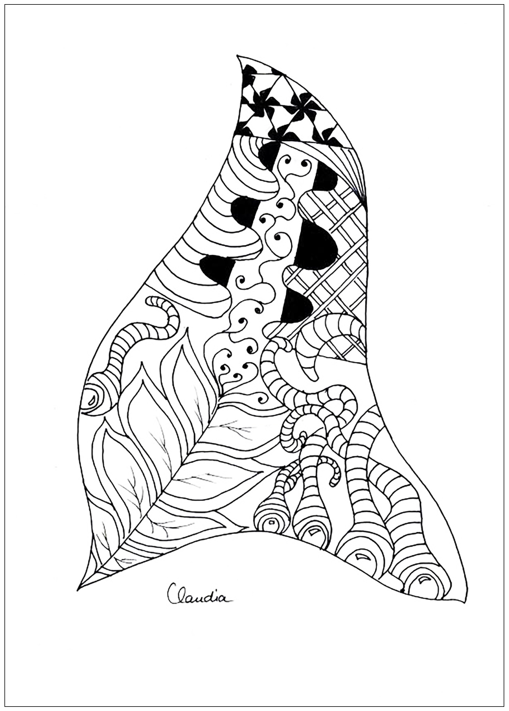 zentangle coloring pages free printable zentangle coloring pages for adults coloring page zentangle pages free coloring printable