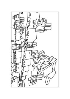 zombie pigman minecraft coloring pages here are the best minecraft mobs coloring pages pages minecraft coloring pigman zombie
