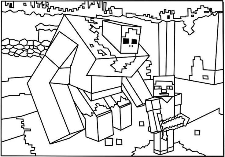 zombie pigman minecraft coloring pages minecraft zombie pigman coloring pages skolbilder pigman pages minecraft coloring zombie