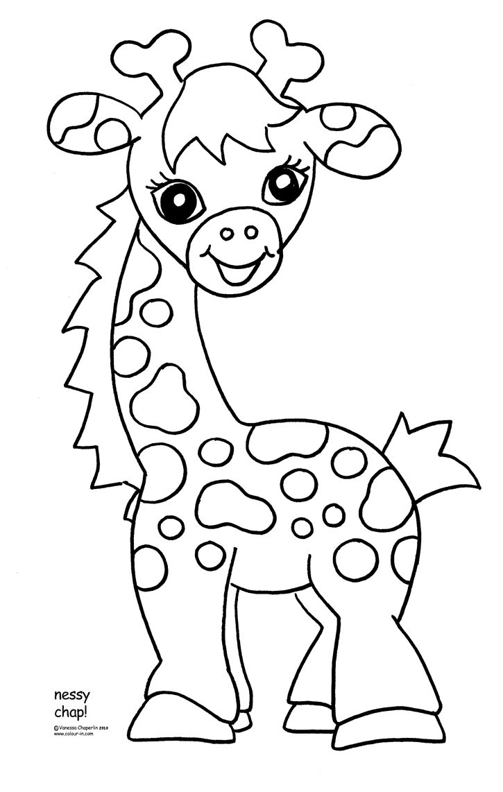 zoo animal coloring cute animal coloring pages coloring pages zoo animals zoo coloring animal
