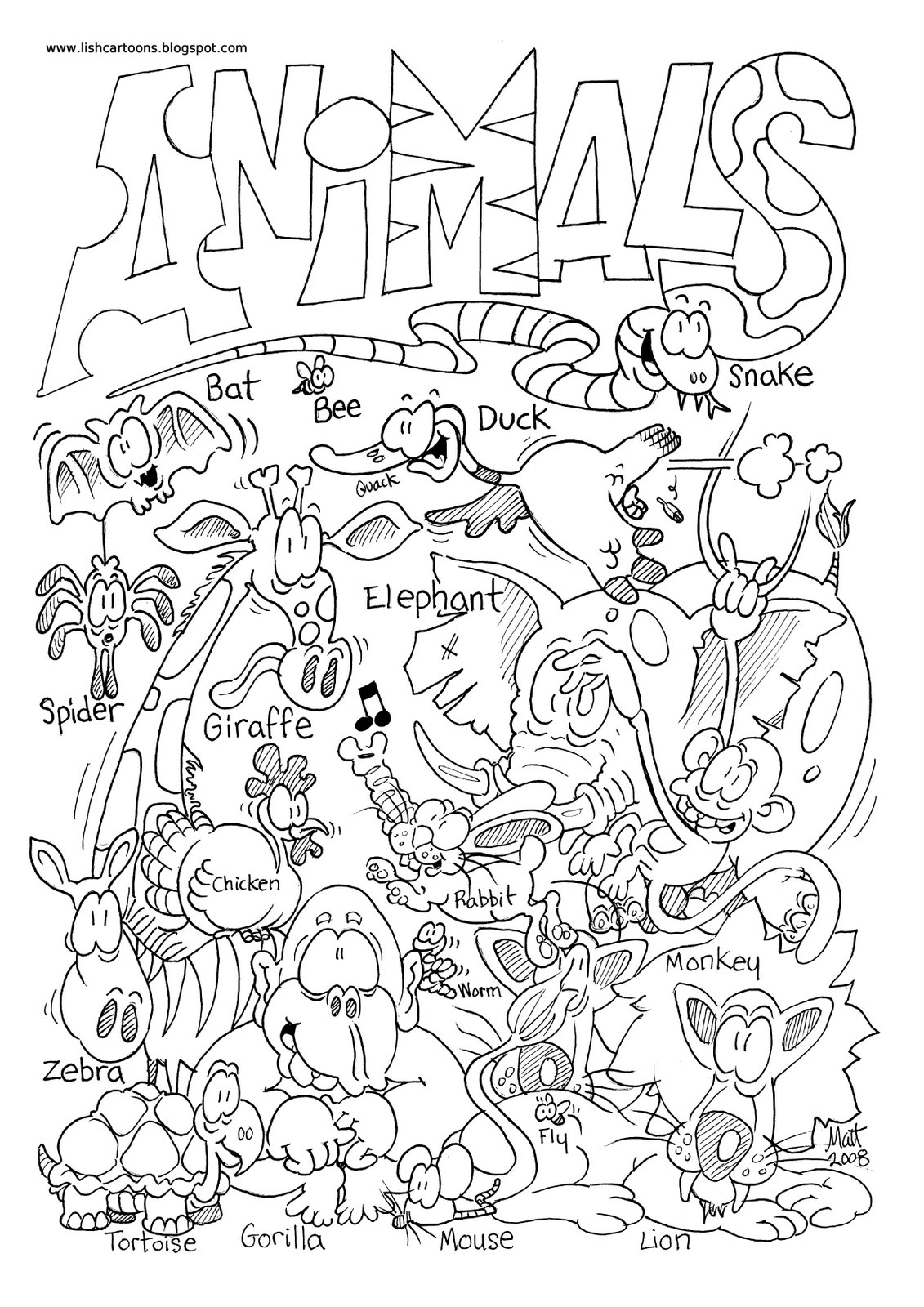 zoo animals coloring pictures 7 pics of baby zoo animals coloring pages printable baby zoo coloring animals pictures