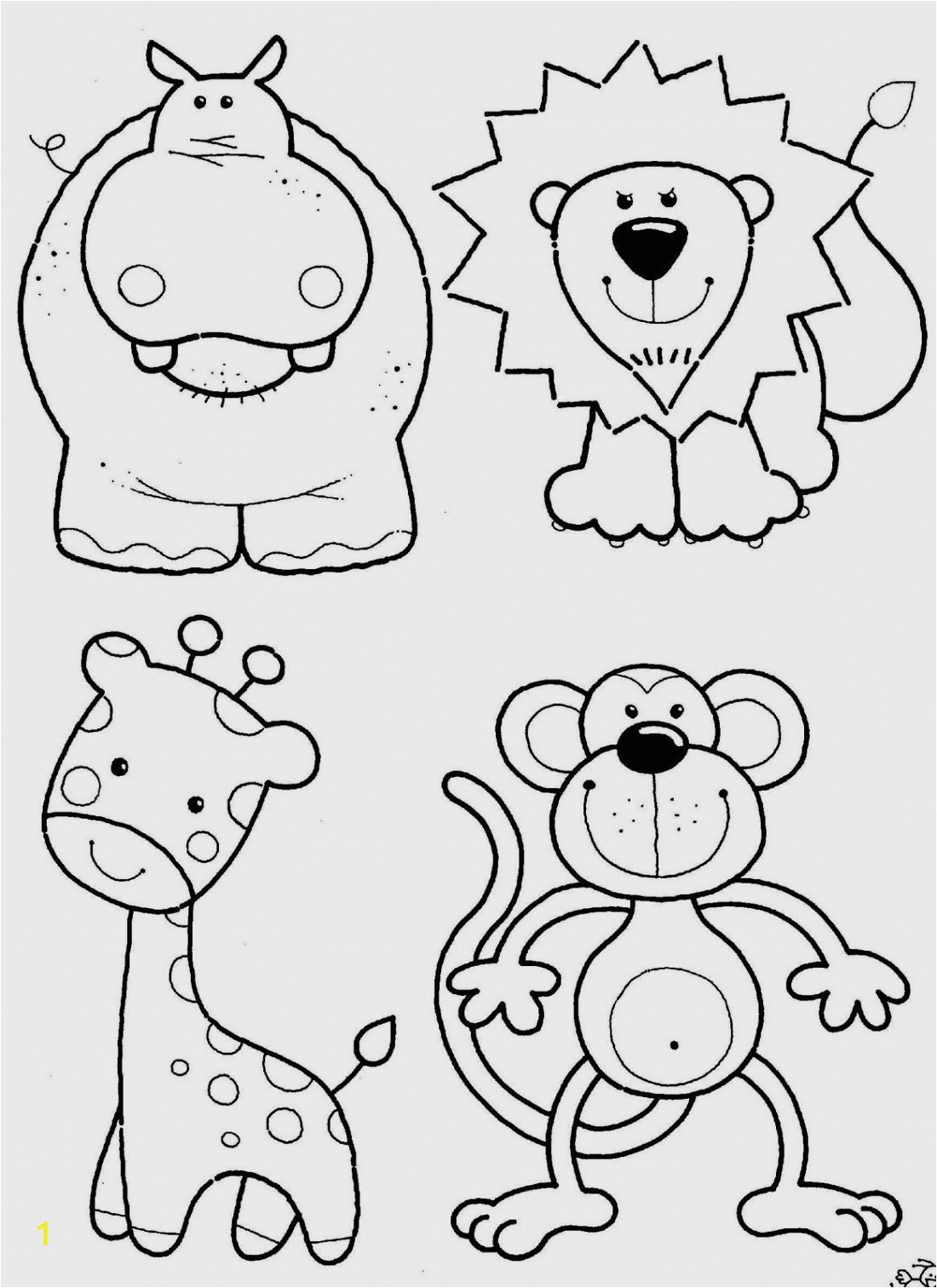 zoo coloring pictures for preschool zoo coloring pages free download on clipartmag coloring zoo pictures preschool for