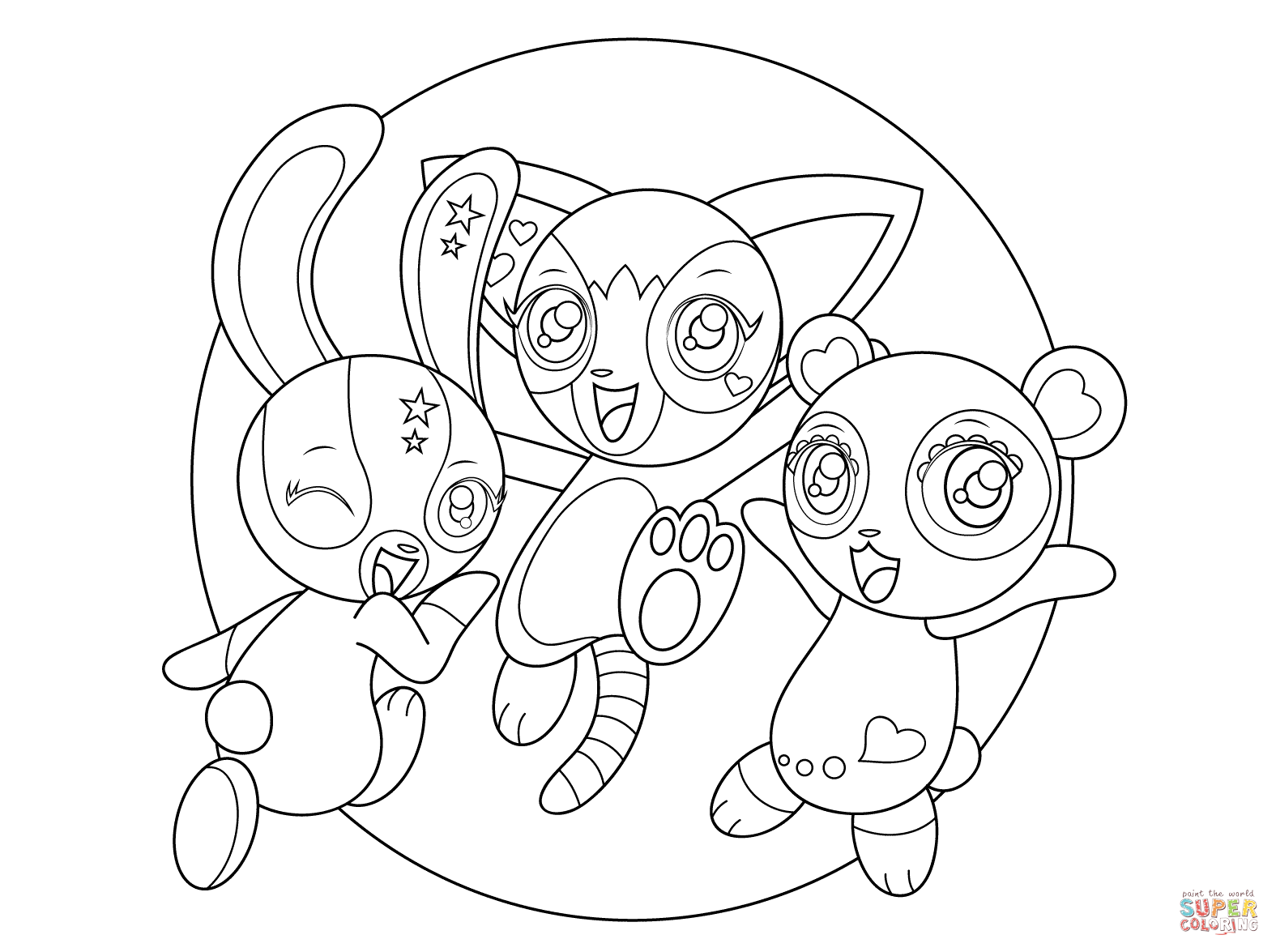 zoobles coloring pages zoobles coloring pages to download and print for free coloring zoobles pages