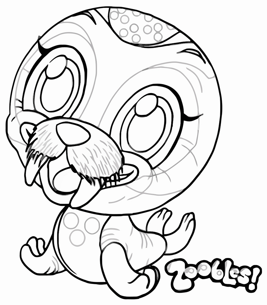 zoobles coloring pages zoobles coloring pages to print and color coloring zoobles pages 1 1