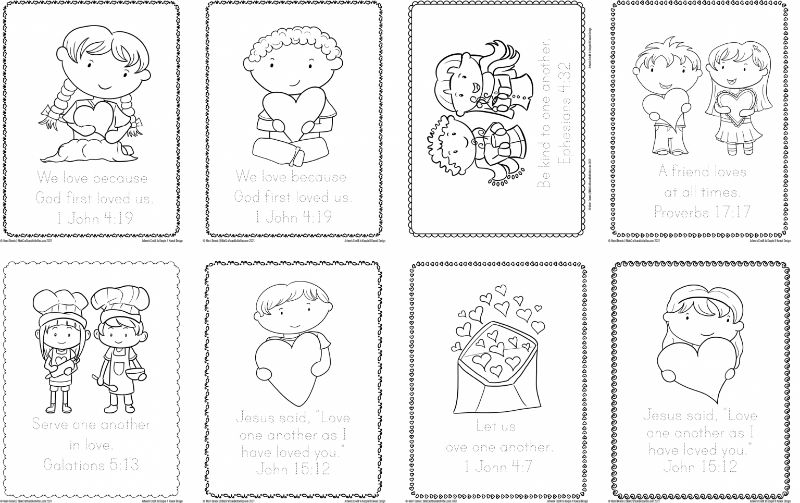 1 john 4 19 coloring page bible crafts and activities simple and fun sunday school 1 4 john page 19 coloring