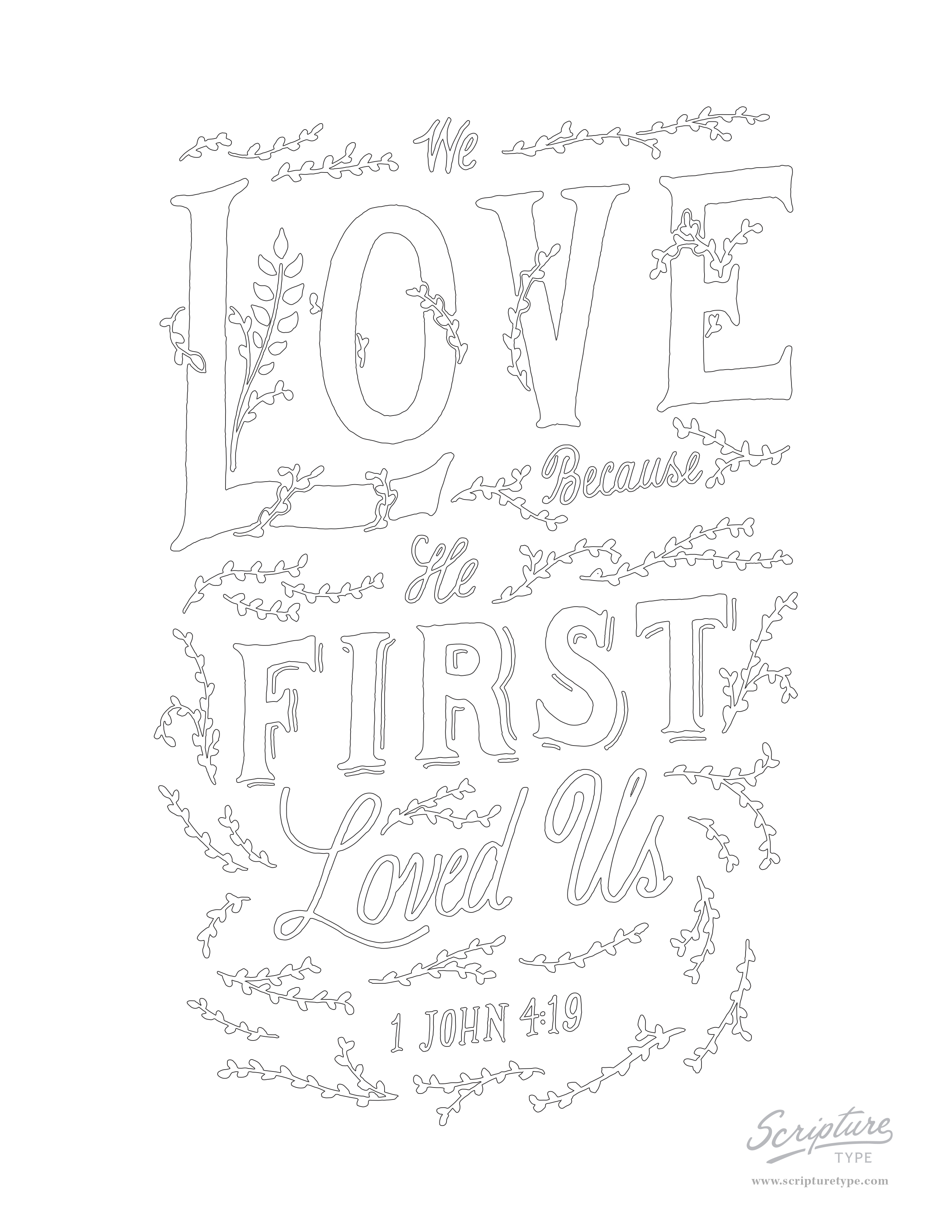 1 john 4 19 coloring page coloring pages for kids by mr adron cross coloring 4 john 1 page coloring 19