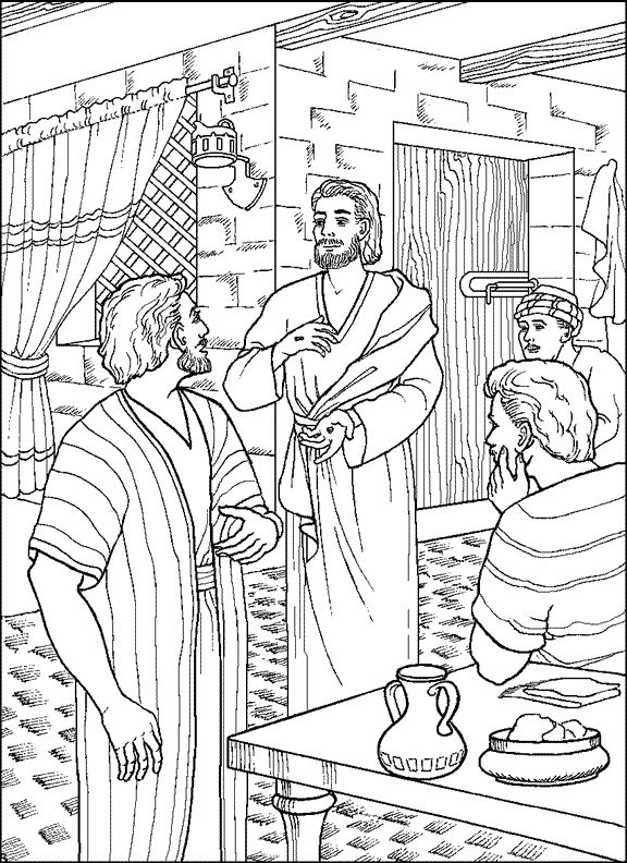 1 john 4 19 coloring page coloring pages scripture melodies 1 19 4 coloring john page