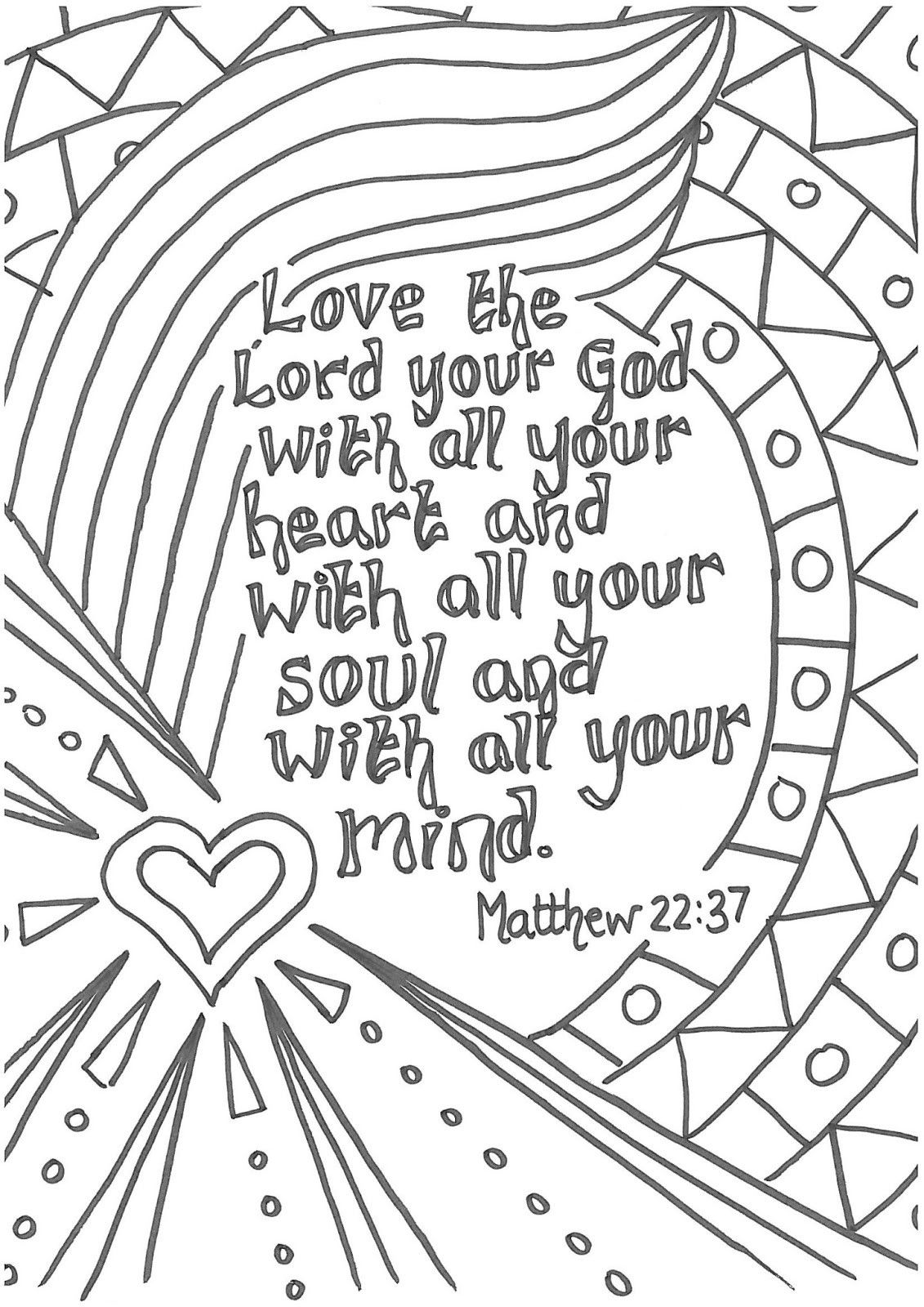 1 john 4 19 coloring page detailed coloring pages for older kids bible verse 19 1 coloring 4 john page