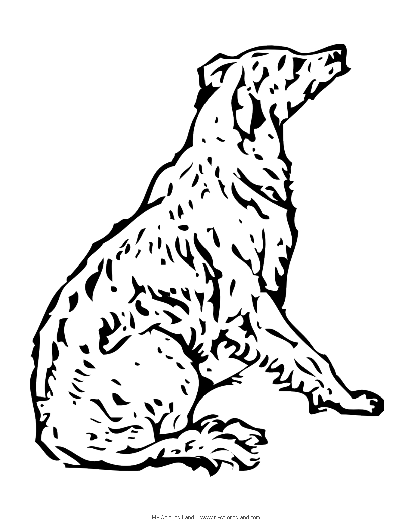 a coloring page of a dog boxer puppy coloring page art starts a of coloring dog page a