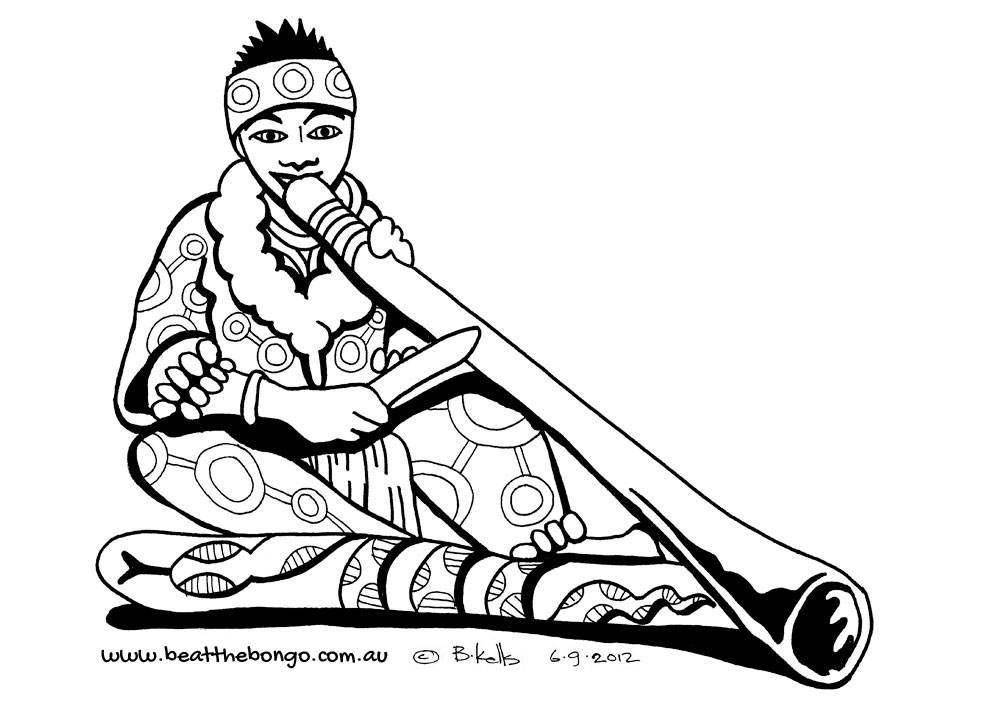 aboriginal coloring pages aboriginal coloring pages at getdrawings free download aboriginal coloring pages