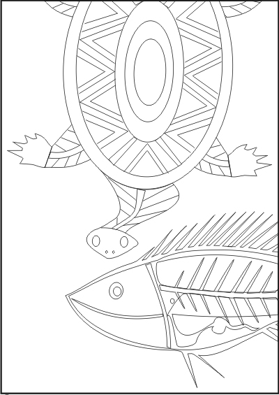 aboriginal coloring pages aboriginal coloring pages at getdrawings free download coloring aboriginal pages 1 1