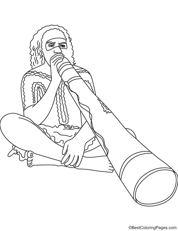 aboriginal coloring pages native american designs coloring pages printables coloring aboriginal pages