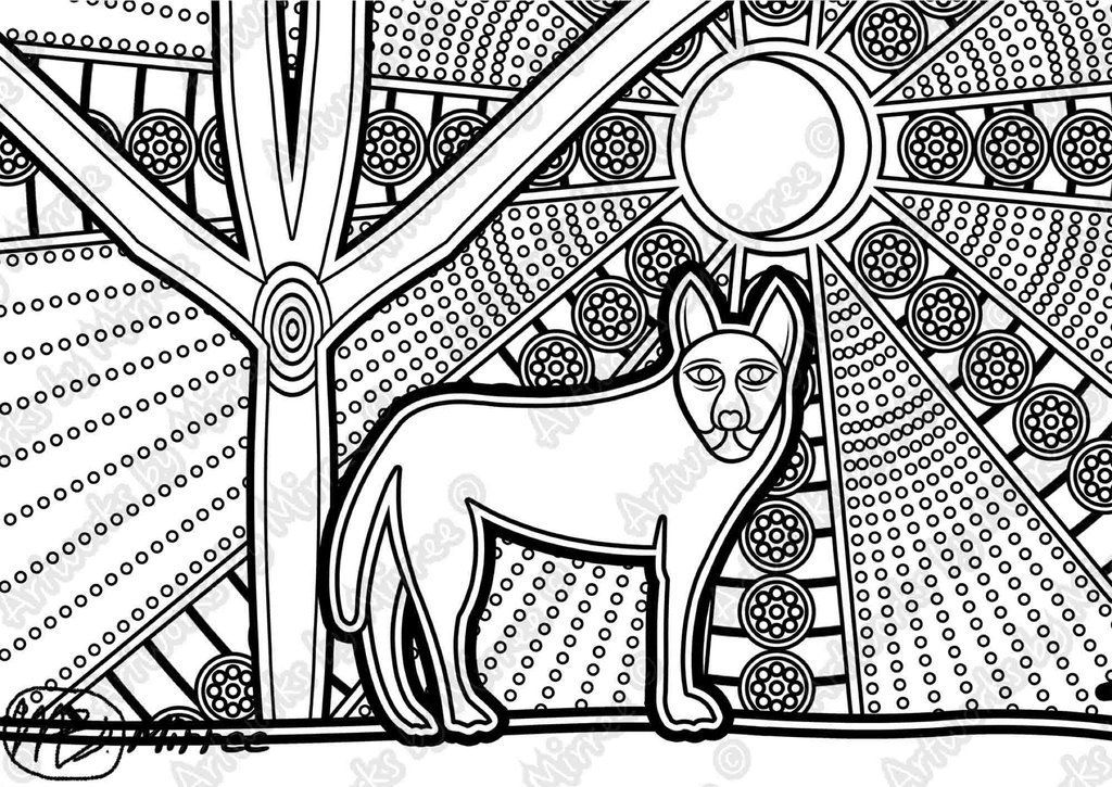 aboriginal dot painting colouring pages coloring book australia aboriginal dot art coloring pages pages aboriginal painting dot colouring