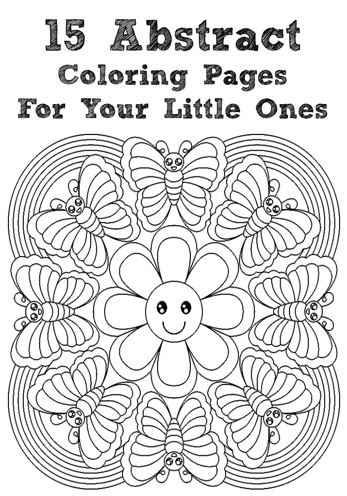 abstract coloring pages for kids free 20 abstract coloring pages in ai kids coloring for abstract pages