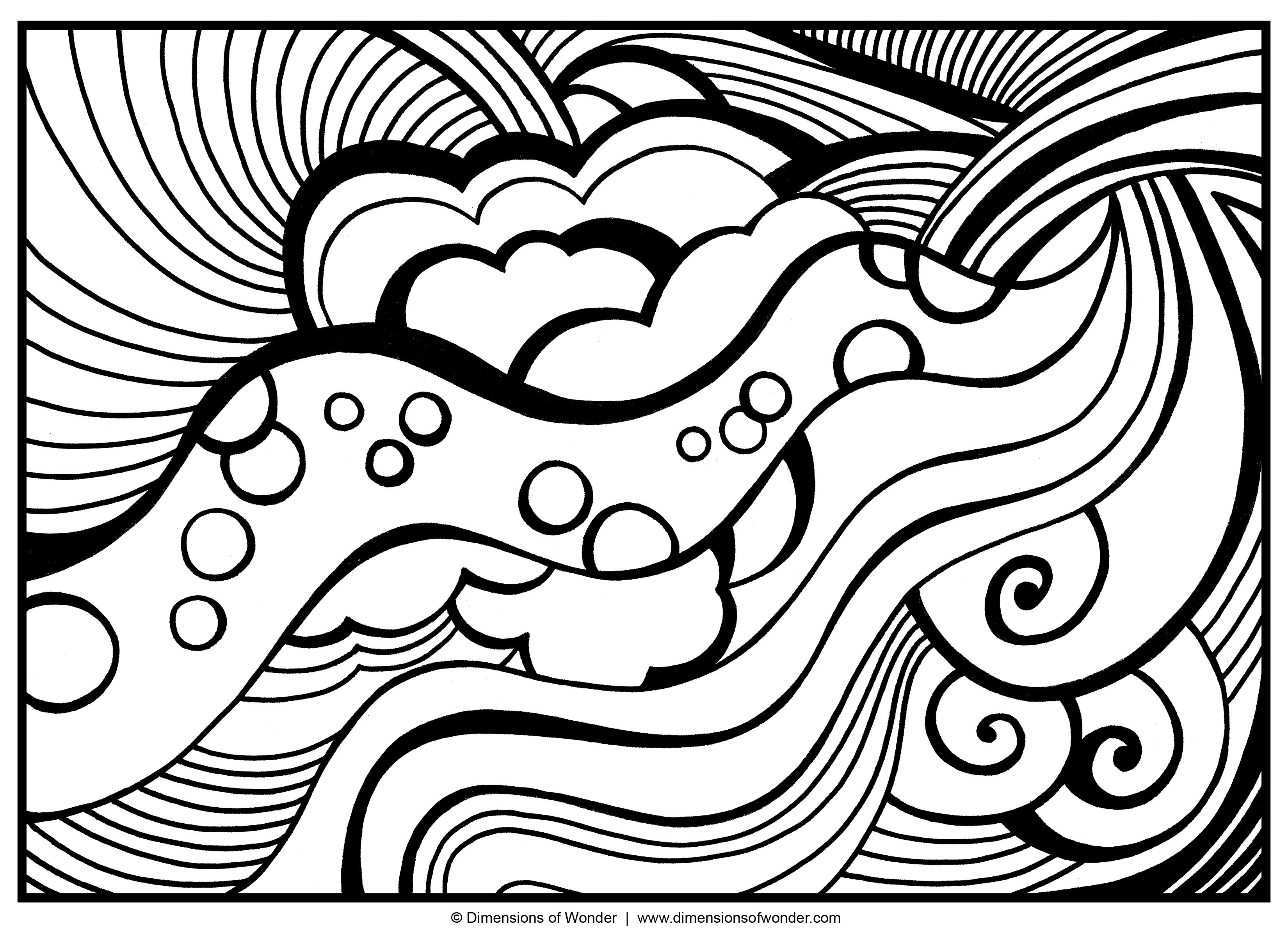 abstract coloring pages for kids free printable abstract coloring pages for adults pages coloring abstract kids for