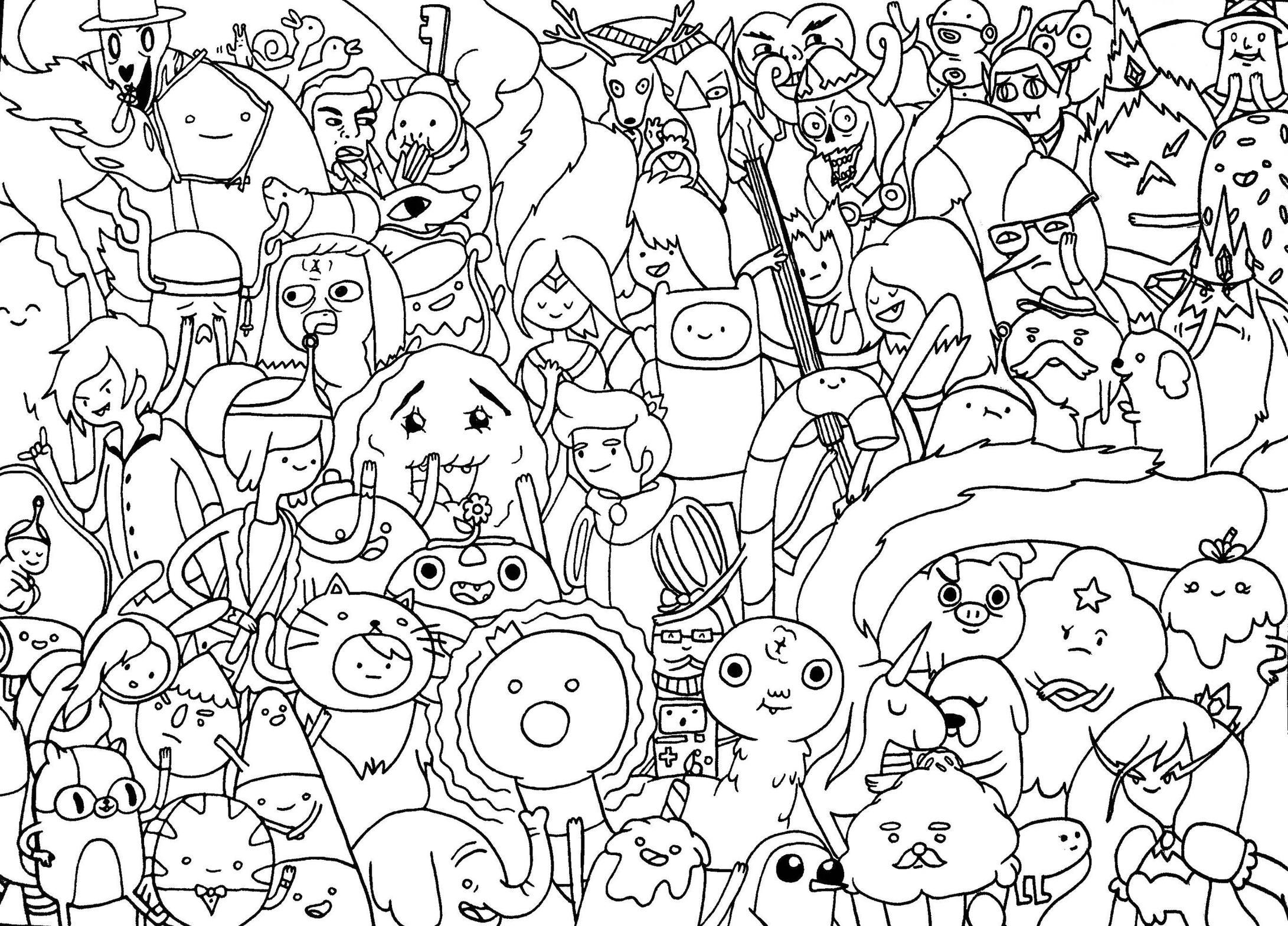 adventure time coloring adventure time coloring page coloring pages of epicness coloring adventure time