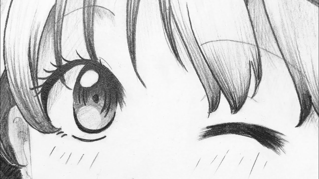 anime girl easy to draw anime drawing easy girl at getdrawings free download girl anime to easy draw