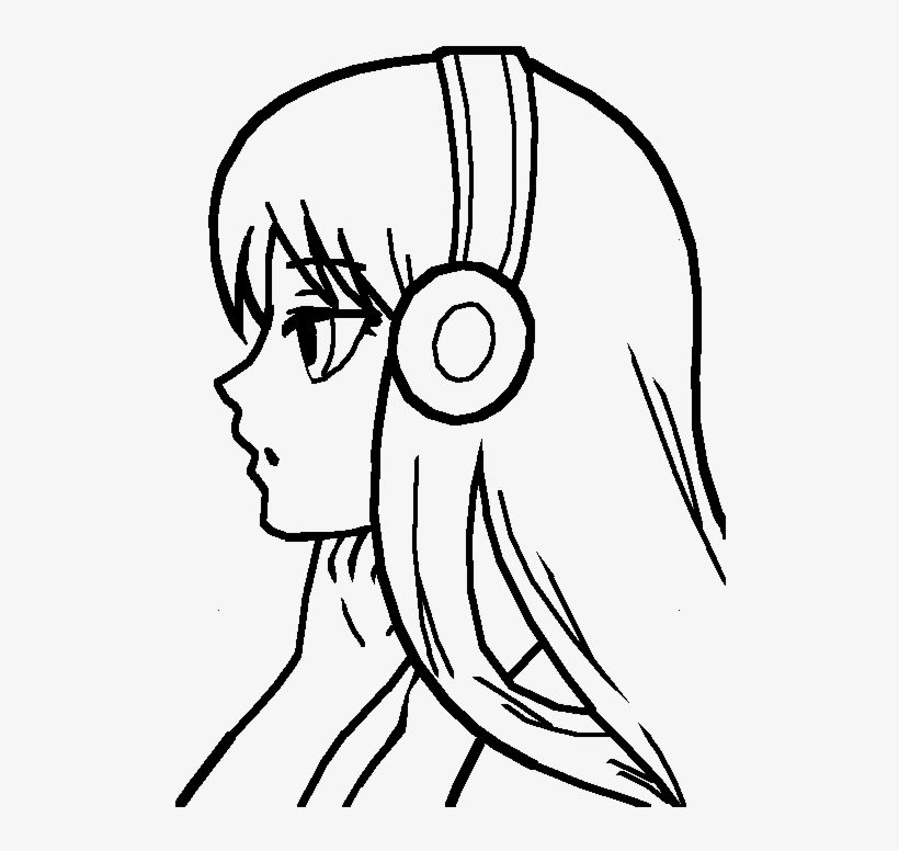 anime girl easy to draw easy drawing anime girl at paintingvalleycom explore draw to easy girl anime