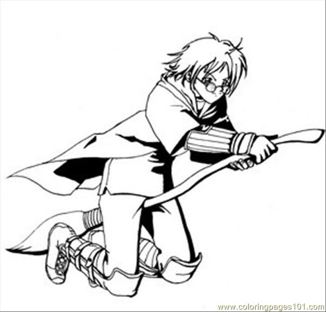 anime harry potter coloring pages coloring pages harry potter quidditch cartoons gt harry anime coloring pages harry potter