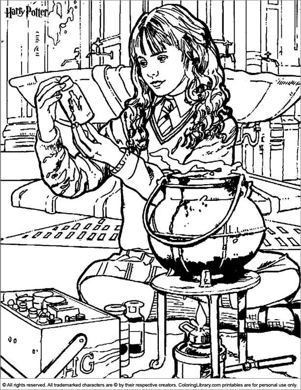 anime harry potter coloring pages harry potter coloring book sheet coloring library coloring anime harry potter pages