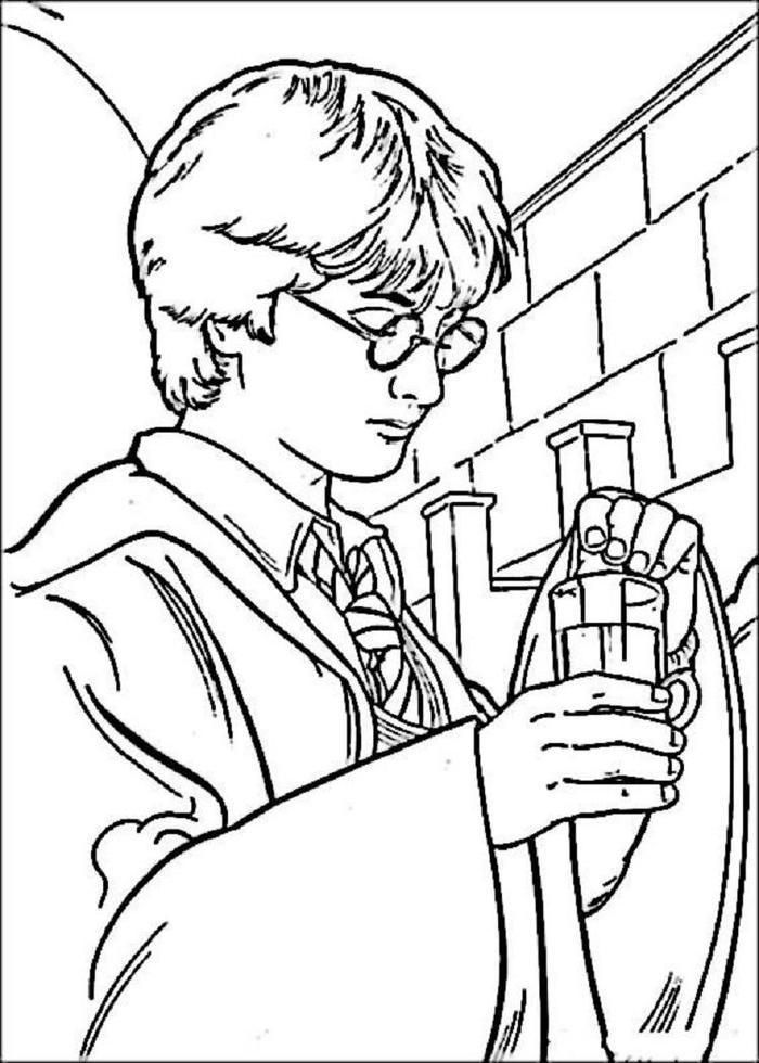 anime harry potter coloring pages harry potter coloring pages to doenload harry potter harry anime pages potter coloring