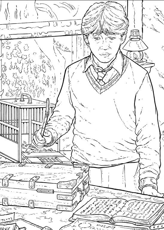 anime harry potter coloring pages pin by małgorzata kitka on coloring pages to print harry anime coloring pages harry potter