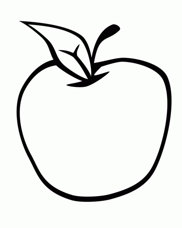 apple to color apple with leaf coloring page coloring sky to color apple