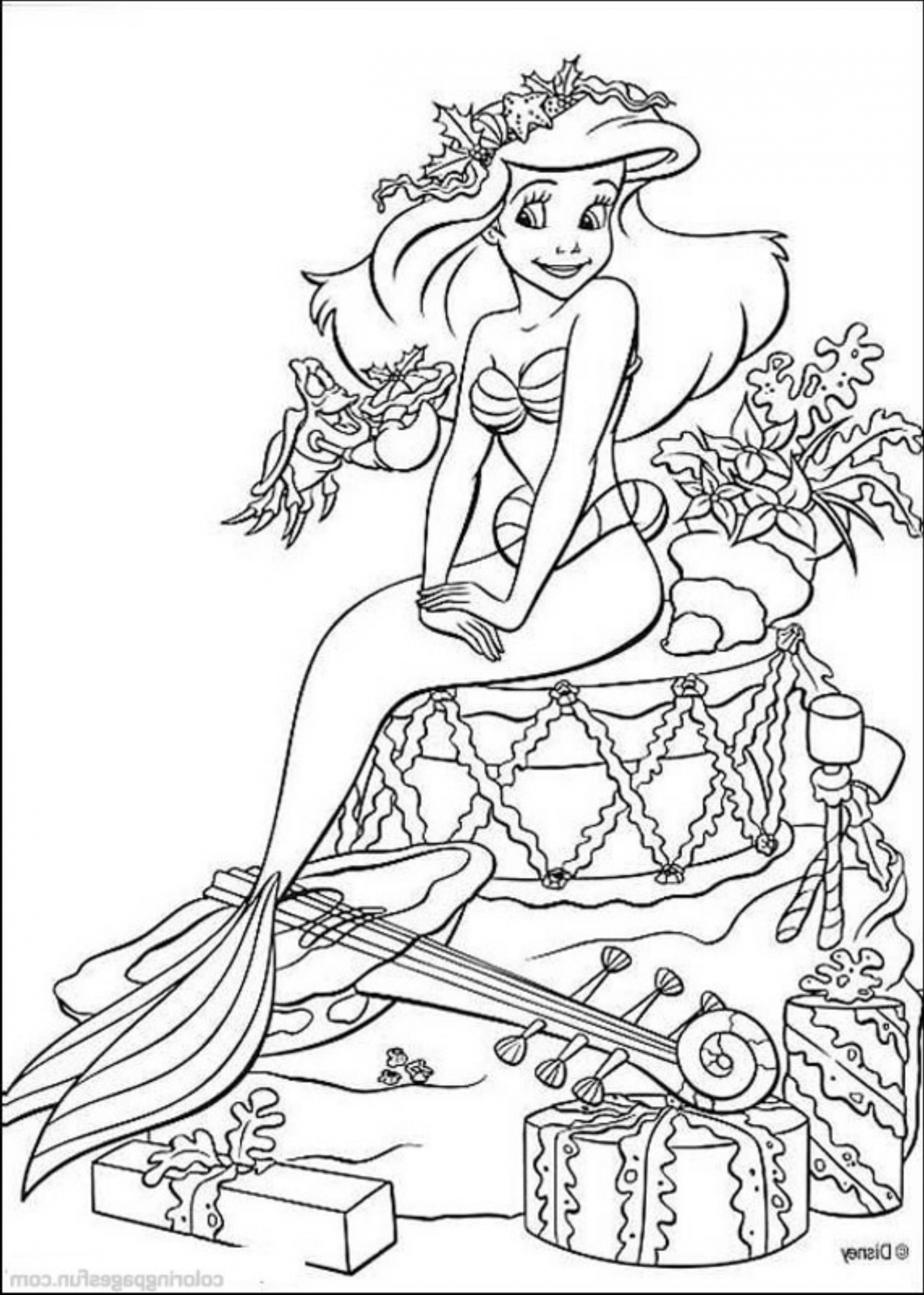 ariel and ursula coloring pages coloriages la petite sirène ariel et ursula ariel pages coloring and ursula