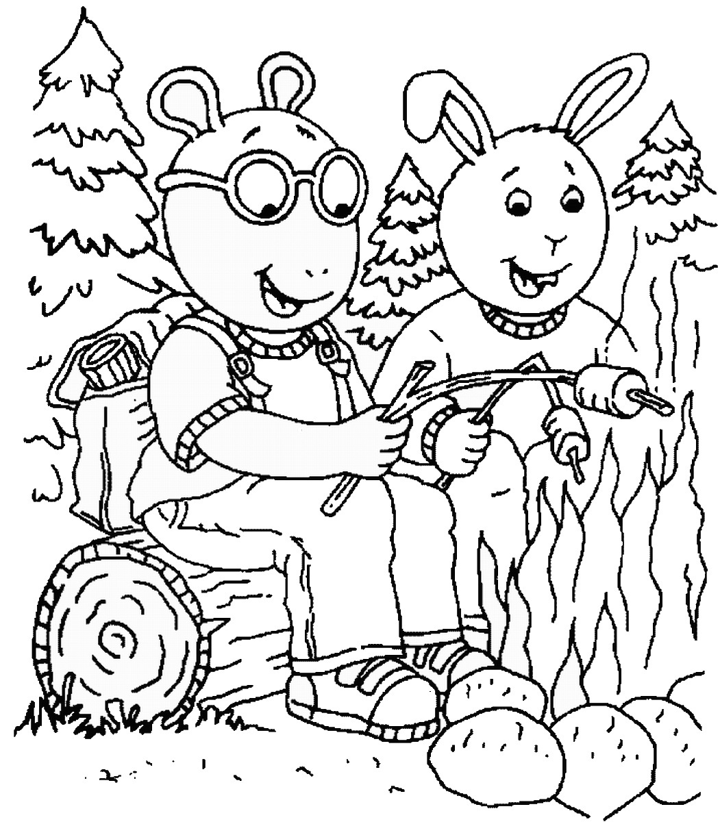 arthur coloring pages arthur coloring pages printable kids activity sheet free coloring pages arthur