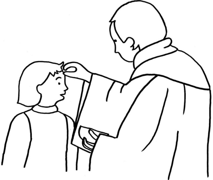 ash wednesday coloring pages ash wednesday coloring pages best coloring pages for kids pages ash wednesday coloring
