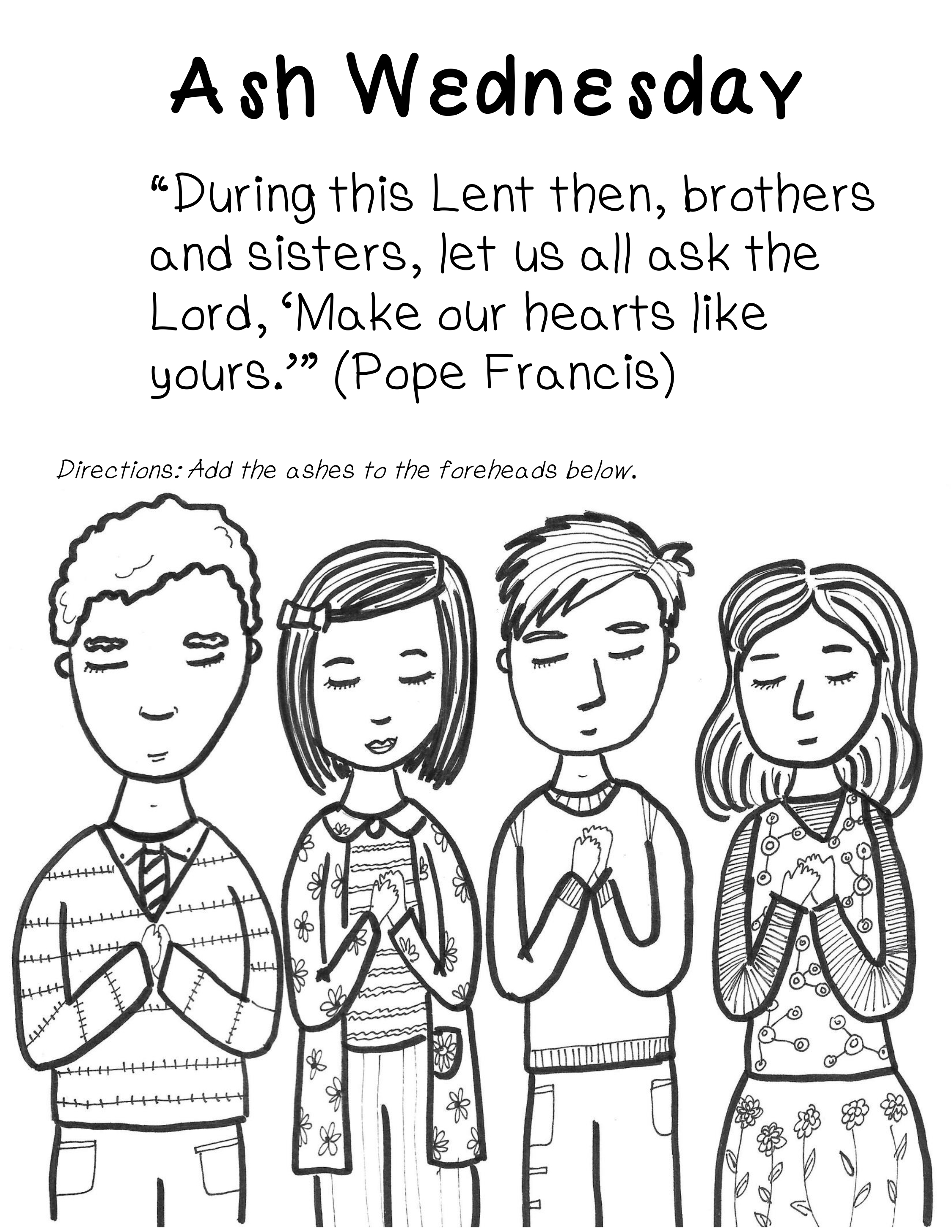 ash wednesday coloring pages ash wednesday coloring pages best coloring pages for kids pages coloring ash wednesday