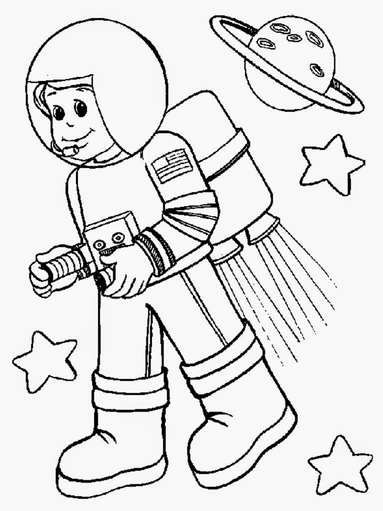 astronaut body coloring page astronaut new girl coloring page wecoloringpagecom en 2020 coloring body page astronaut
