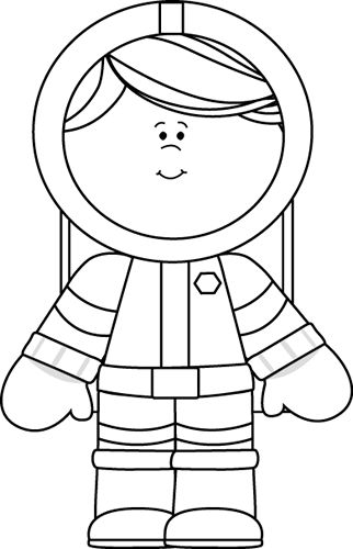 astronaut body coloring page craftsactvities and worksheets for preschooltoddler and body page astronaut coloring