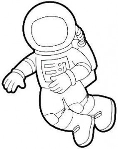 astronaut body coloring page free printable astronaut coloring page crafts and astronaut coloring page body