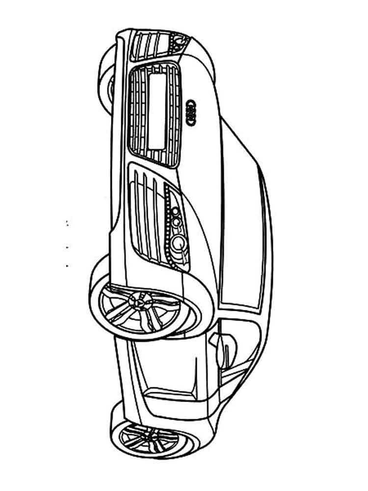 audi coloring pages audi coloring pages free printable audi coloring pages coloring pages audi