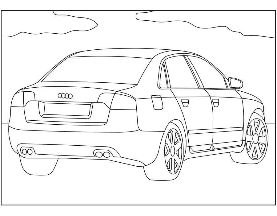audi coloring pages audi coloring pages to print and color audi pages coloring