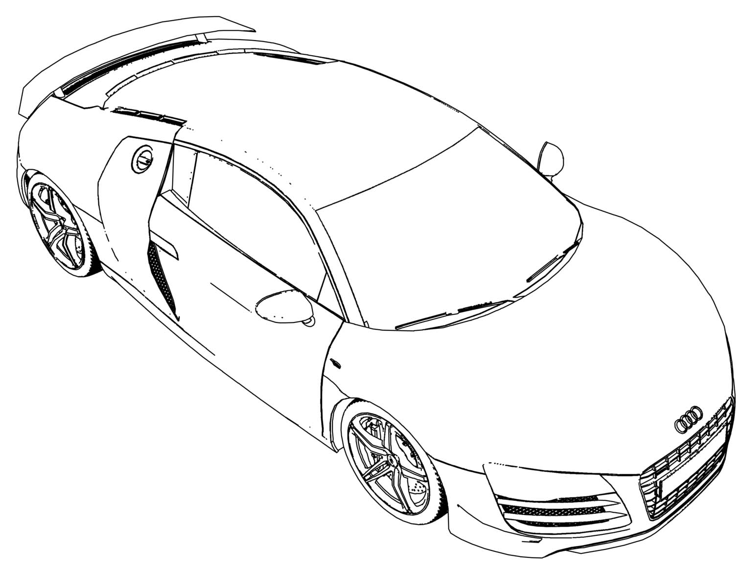 audi coloring pages audi r8 coloring page wecoloringpagecom coloring pages audi