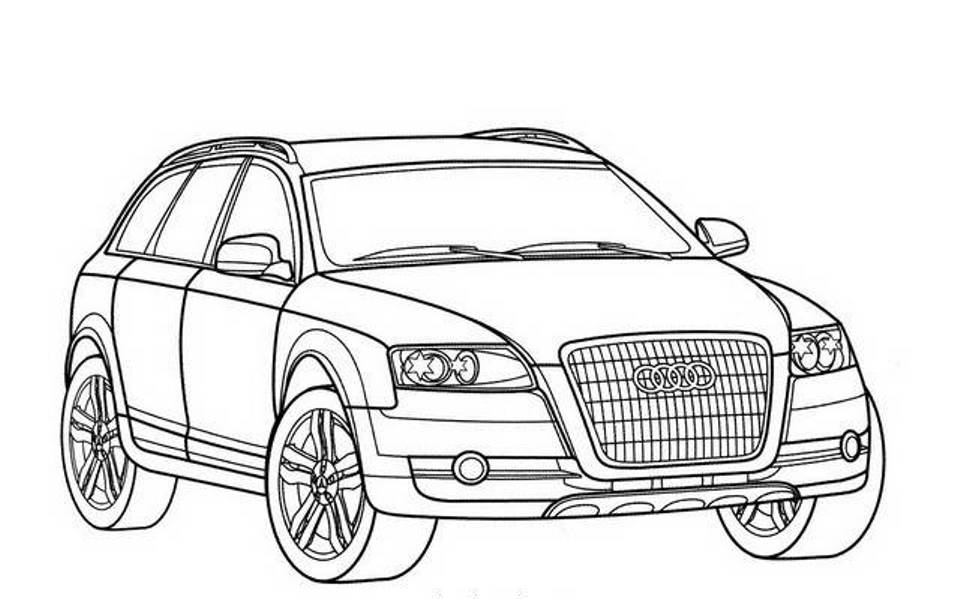 audi coloring pages download audi coloring for free designlooter 2020 pages coloring audi