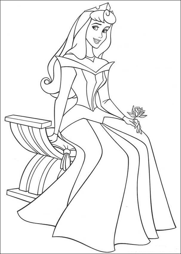 aurora coloring page princess aurora coloring pages to download and print for free page coloring aurora