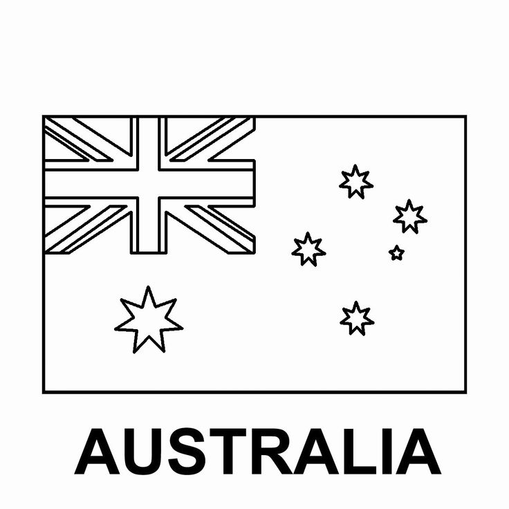 australian flag to colour in geography blog australian flag coloring page printable in colour flag australian to