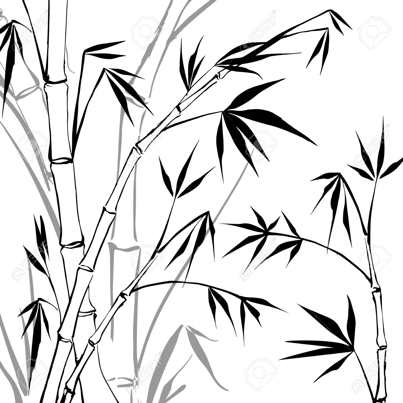 bamboo forest drawing bamboo forest drawing at getdrawings free download bamboo forest drawing