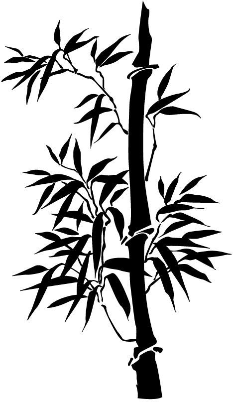 bamboo forest drawing the best free bamboo drawing images download from 505 forest bamboo drawing