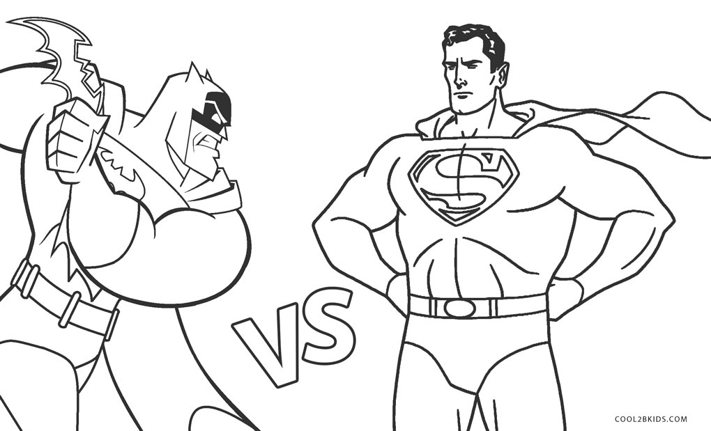 batman superman coloring pages batman vs superman pages coloring pages superman batman pages coloring